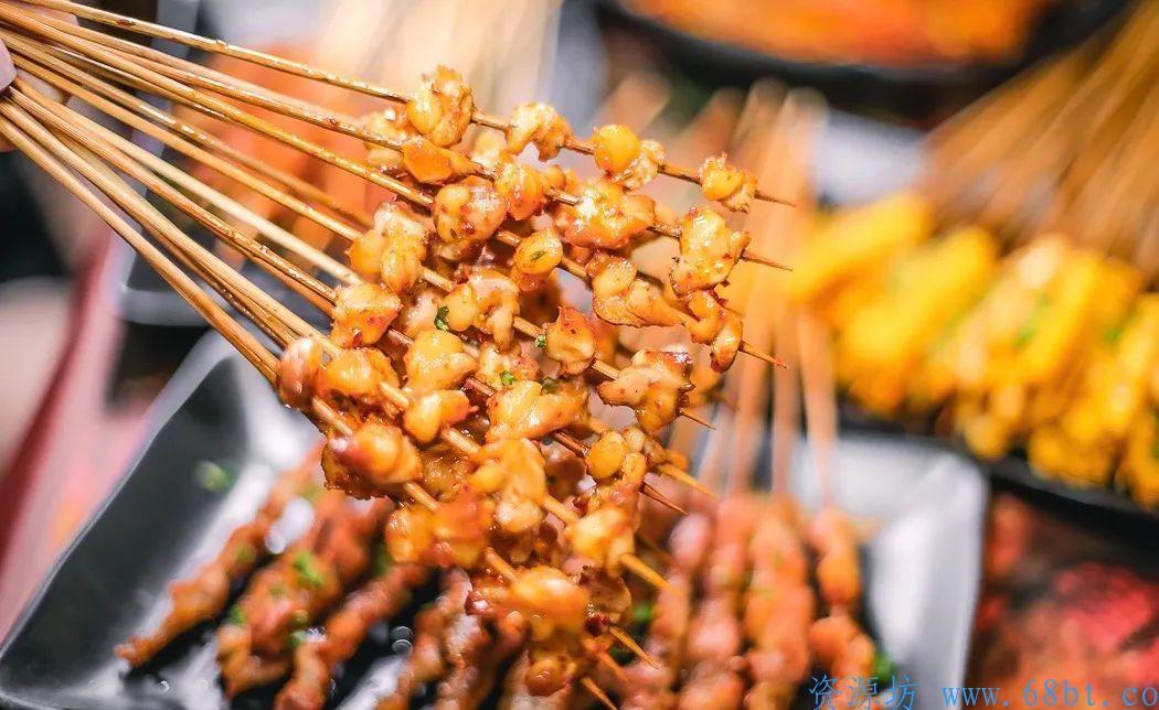 [美食] 盛夏最爱的深夜美食,比啥都香!,图片,美食,烧烤,第23张